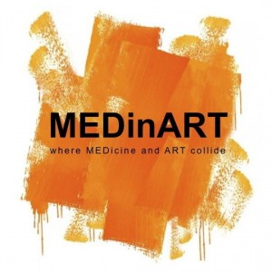 MEDinART_orange logo_TED website