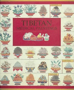 Tibetan medical paintings