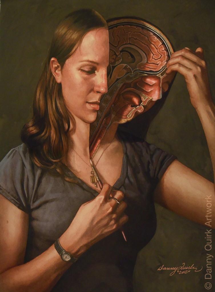 Danny Quirk Med In Artmed In Art