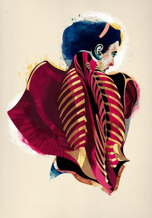 Alvaro Tapia Hidalgo - Med in ArtMed in Art