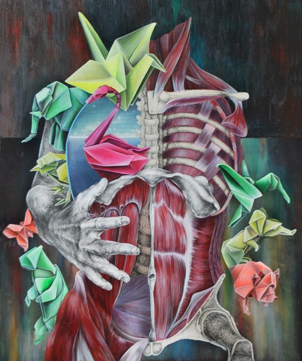 Giselle Vitali Med In Artmed In Art