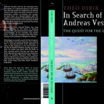 """The Quest for the Lost Grave"" the new book of Theo Dirix for Andreas Vesalius"