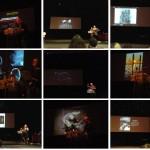 MEDinART artists at Vesalius Continuum, 4-8 September 2014, Zakynthos, Greece