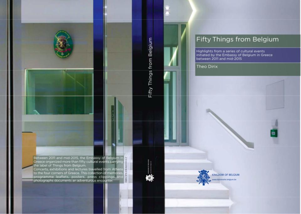 MEDinART_Fifty Things from Belgium_Embassy_Theo Dirix_1