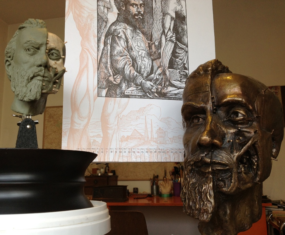 "Let's support ""The quest for the lost grave of Andreas Vesalius"" scientific project!"