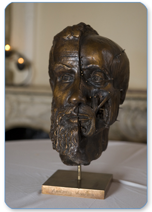 The quest for the lost grave of Andreas Vesalius